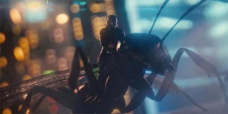 (ชวนคุย) 4 ช่วงเวลาที่น่าเศร้าที่สุดของ Ant – Man