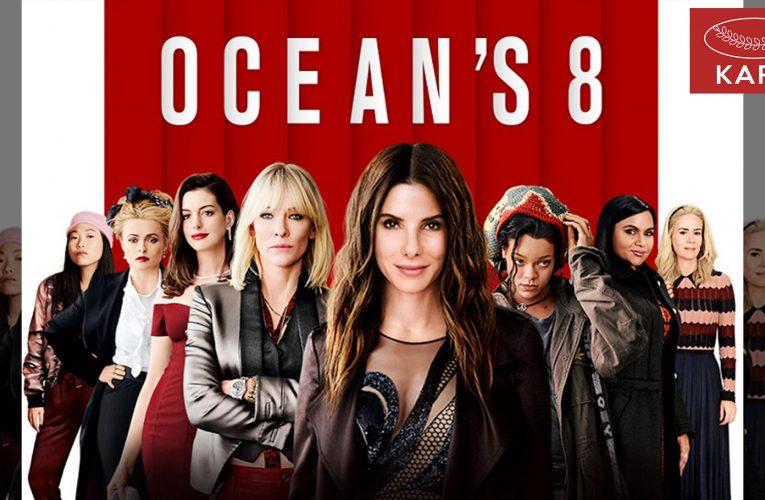 """แนะนำหนังสนุก รับวันหยุดยาว กับหนังปล้นสุดชิค สไตล์ตัวแม่ """"Ocean 8"""""""