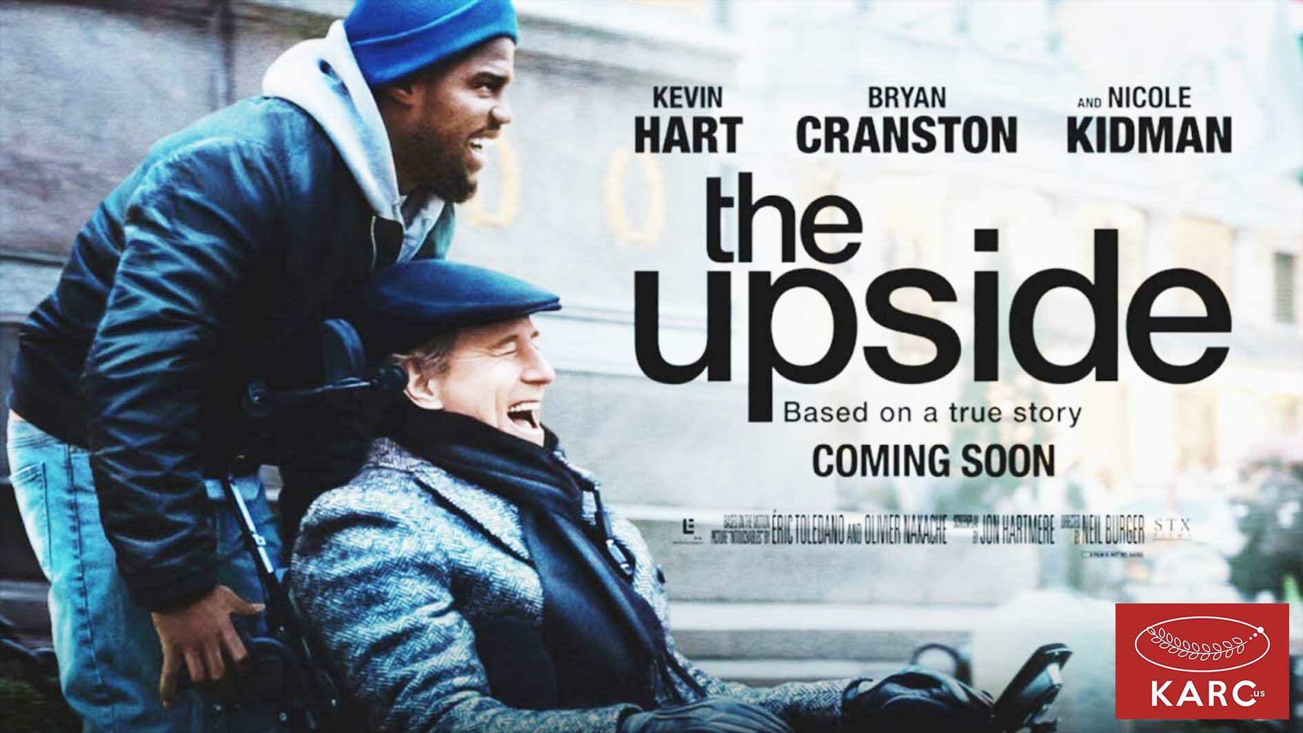 THE UPSIDE (2019 ) - Karc.us