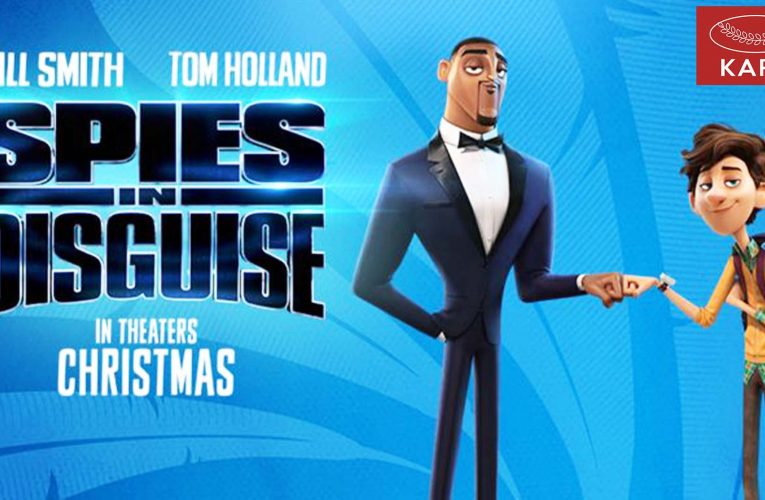 รีวิว Spies in Disguise :: อนิเมชั่นโคตรสนุก ข้อคิดดีๆ รับปีใหม่