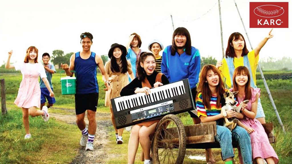 จักรวาลไทบ้าน และ กลุ่มนักร้องสาว BNK48  - Karc.us
