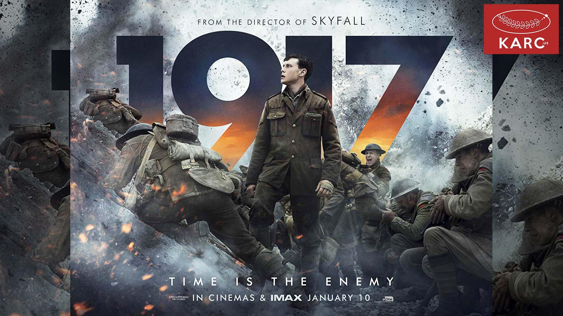 รีวิว 1917 หนังสงคราม Long take หนังดีการันตีจากรางวัล - Karc.us