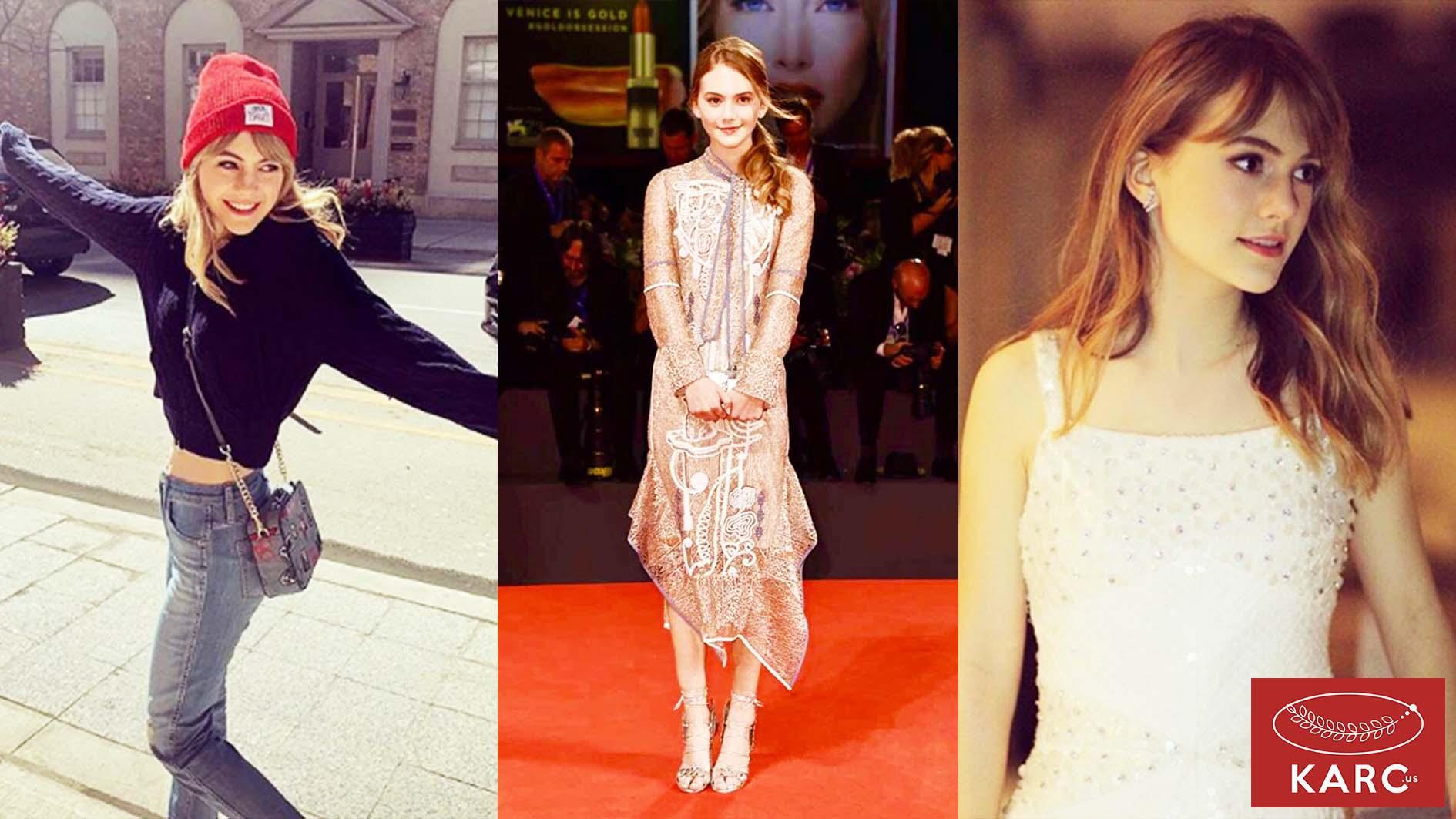 Emilia  Jones  จะต้องเติบโตเป็นนักแสดงสาวที่มีเสน่ห์คนหนึ่งของวงการภาพยนตร์ได้อย่างแน่นอน - Karc.us