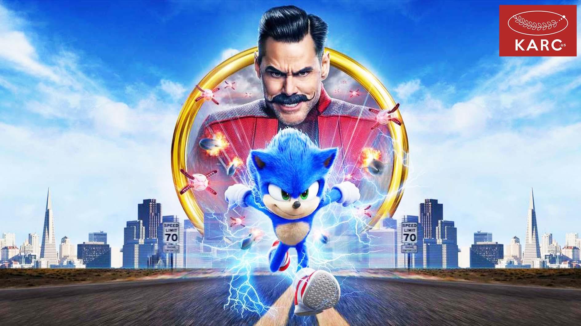 รีวิวภาพยนตร์ -- Sonic the Hedgehog 2020 เม่นสายฟ้ามาแล้วจ้า - Karc.us