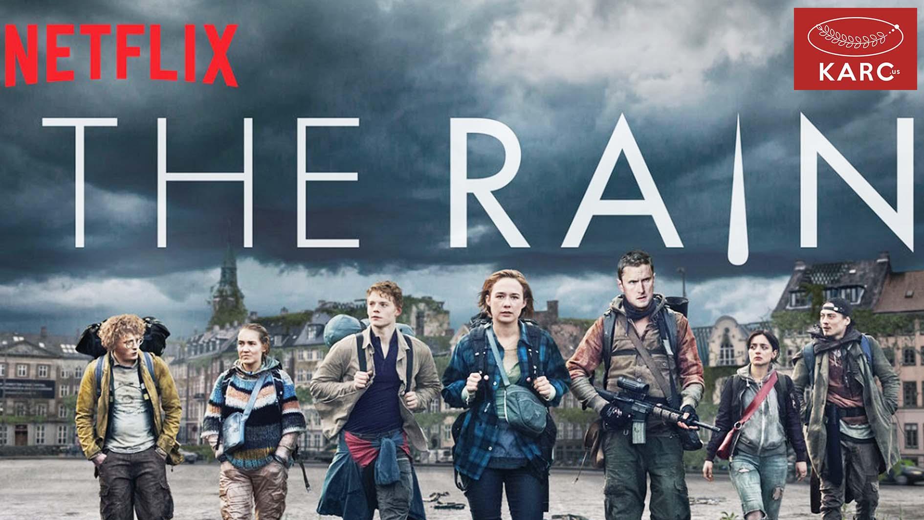 รีวิว NETFLIX The rain - Karc.us