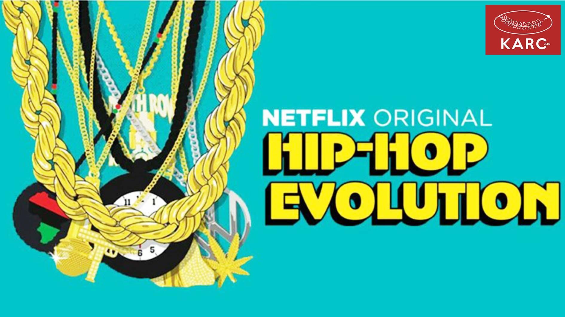 รีวิว Netflix - Hiphop Evolution เปิดโลกแร็ปเปอร์ - Karc.us
