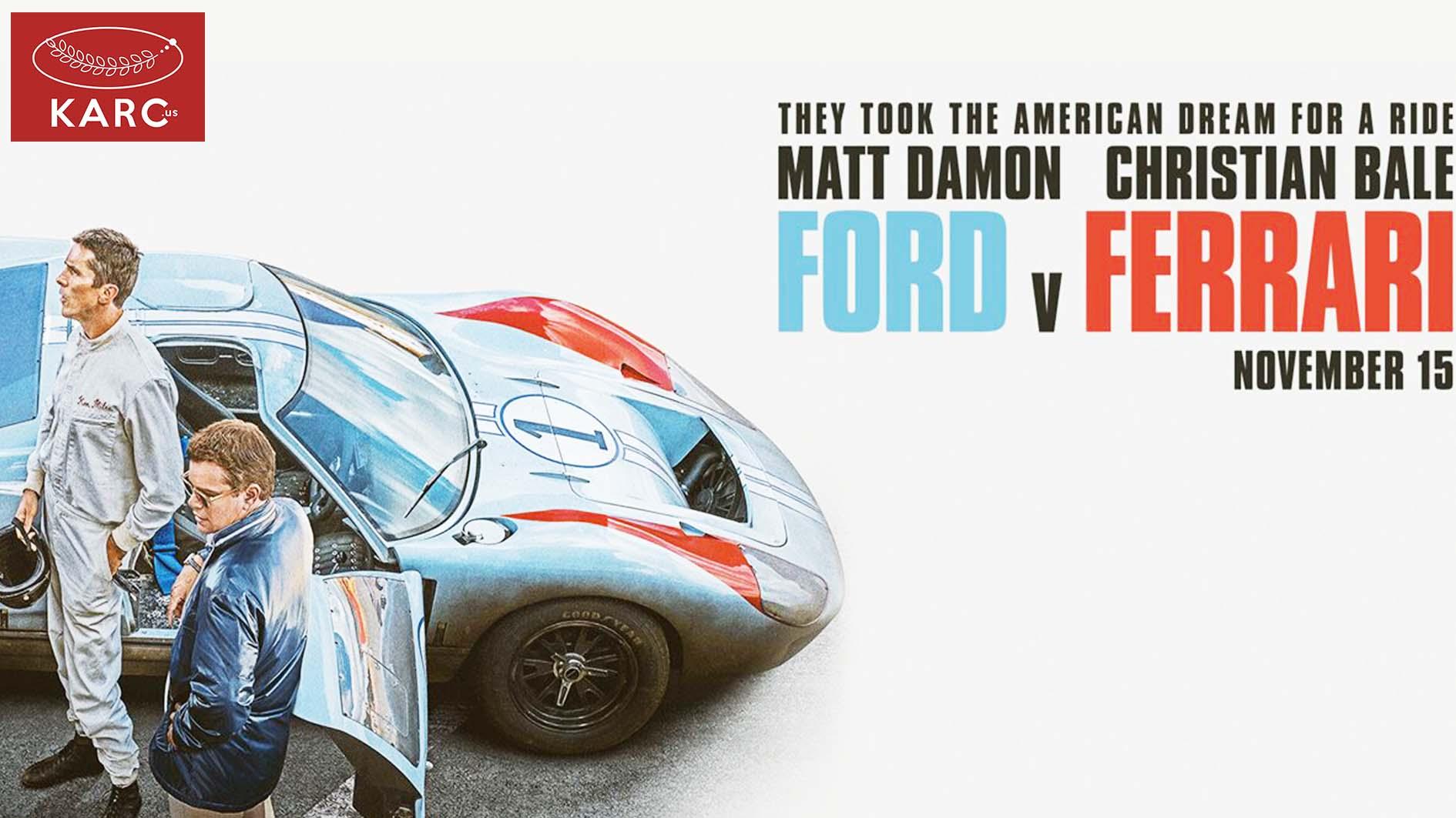 รีวิว :::Ford V Ferrari 2019 ภาพยนตร์รถแข่ง ที่โคตรมันส์ karc.us วงการภาพยนต์ , แนะนำหนังดี , แนะนำหนังน่าดู , หนังน่าดู , รีวิวหนังใหม่ , ก่อนตายต้องได้ดู! , ข่าวดารา , ข่าวเด่นประเด็นร้อน , รีวิวหนังใหม่ , หนังดังในอดีต , karc.us