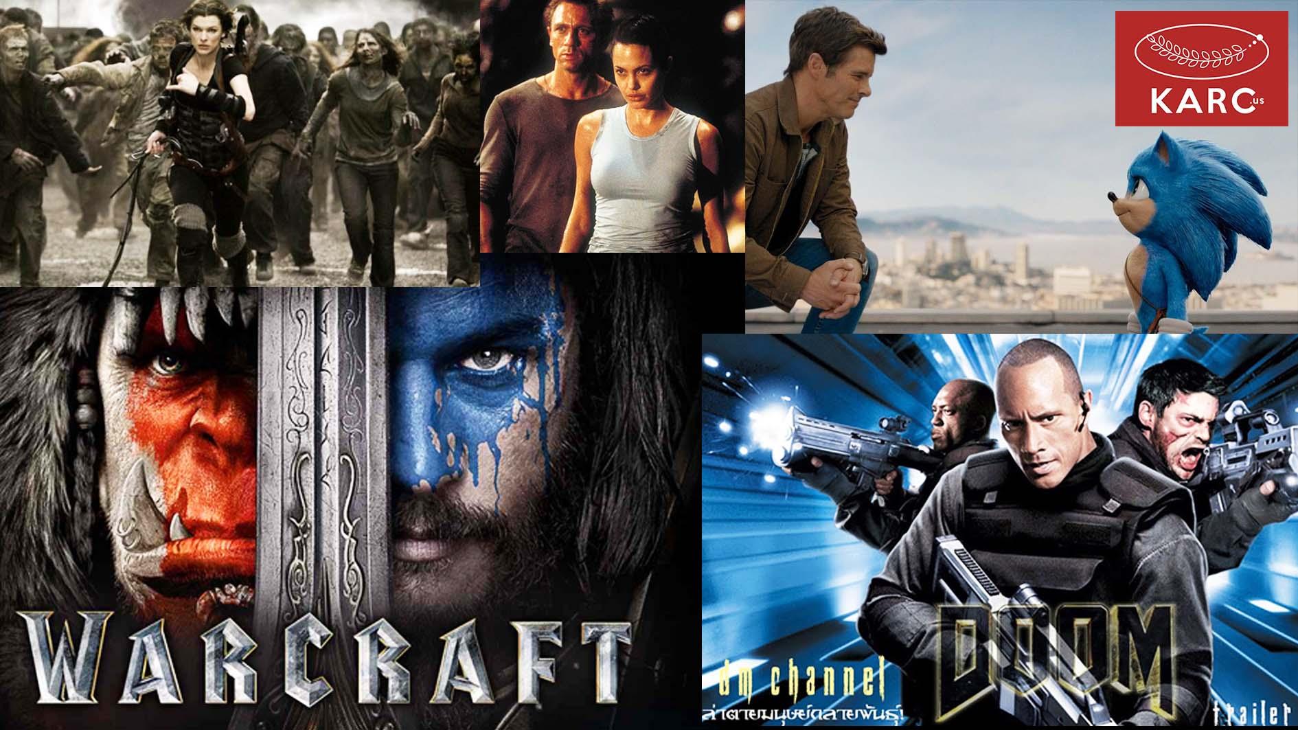 ก่อนที่ Sonic The HeadDog จะเข้าโรงเราลองมาย้อนดูหนังที่สร้างจากเกมกัน.. karc.us , วงการภาพยนต์ , แนะนำหนังดี , แนะนำหนังน่าดูหนังน่าดู , รีวิวหนังใหม่ , ก่อนตายต้องได้ดู! , ข่าวดารา , ข่าวเด่นประเด็นร้อน , รีวิวหนังใหม่ , หนังดังในอดีต