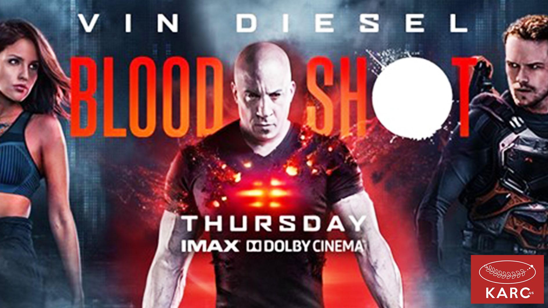 รีวิว Bloodshot จักรกลเลือดดุ วิน ดีเซล จะสลัดคราบ โดมินิค ออกหรือไม่ karc.us , วงการภาพยนต์ , แนะนำหนังดี , แนะนำหนังน่าดูหนังน่าดู , รีวิวหนังใหม่ , ก่อนตายต้องได้ดู! , ข่าวดารา , ข่าวเด่นประเด็นร้อน , รีวิวหนังใหม่ , หนังดังในอดีต