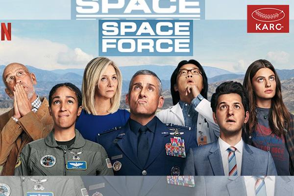 รีวิวซีรีส์ Netflix : Space Force สเปซฟอร์ซ ยอดหน่วยพิทักษ์จักรวาล ซีรีส์ตลกฉบับไขว่คว้าอวกาศ วงการภาพยนต์ , แนะนำหนังดี , แนะนำหนังน่าดูหนังน่าดู , รีวิวหนังใหม่ , ก่อนตายต้องได้ดู! , ข่าวดารา , ข่าวเด่นประเด็นร้อน , รีวิวหนังใหม่ , หนังดังในอดีต