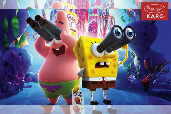 The SpongeBob Movie- Sponge On The Run มิตรภาพแห่งใต้ท้องทะเล วงการภาพยนต์ , แนะนำหนังดี , แนะนำหนังน่าดูหนังน่าดู , รีวิวหนังใหม่ , ก่อนตายต้องได้ดู! , ข่าวดารา , ข่าวเด่นประเด็นร้อน , รีวิวหนังใหม่ , หนังดังในอดีต