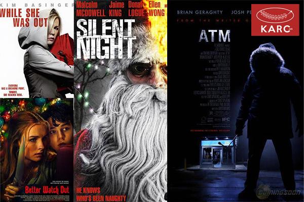 พบกับ 5 ภาพยนตร์คริสต์มาสสยองขวัญที่จะทำให้ภาพจำคริสต์มาสของคุณไม่เหมือนเดิม วงการภาพยนต์ , แนะนำหนังดี , แนะนำหนังน่าดู , หนังน่าดู , รีวิวหนังใหม่ , ข่าวดารา
