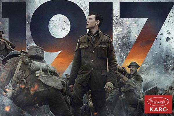 1917 ภาพยนตร์เกี่ยวกับสงครามโลกครั้งที่ 1 ที่ถ่ายทำแบบ Long Take วงการภาพยนต์ , แนะนำหนังดี , แนะนำหนังน่าดู , หนังน่าดู , รีวิวหนังใหม่ , ข่าวดารา