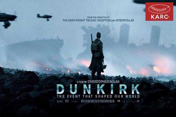 Dunkirk ภาพยนตร์ฟอร์มยักษ์ที่ถ่ายทอดเรื่องราวสงครามโลกครั้งที่สอง วงการภาพยนต์ , แนะนำหนังดี , แนะนำหนังน่าดู , หนังน่าดู , รีวิวหนังใหม่ , ข่าวดารา