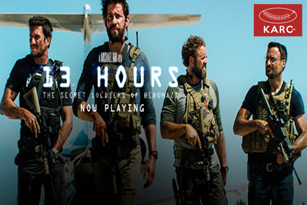 13 Hours- The Secret Soldiers of Benghazi ภาพยนตร์ที่นำเรื่องจริงมาเล่าให้มีความสนุกมากยิ่งขึ้น วงการภาพยนต์ , แนะนำหนังดี , แนะนำหนังน่าดู , หนังน่าดู , รีวิวหนังใหม่ , ข่าวดารา