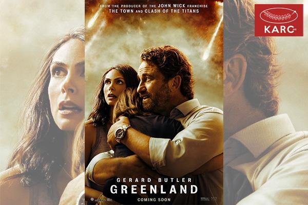 ชวนคุณมาน้ำตาคลอไปกับภาพยนตร์เรื่องGreenland 2020 นาทีละทึก…วันสิ้นโลก วงการภาพยนต์ , แนะนำหนังดี , แนะนำหนังน่าดู , หนังน่าดู , รีวิวหนังใหม่ , ข่าวดารา