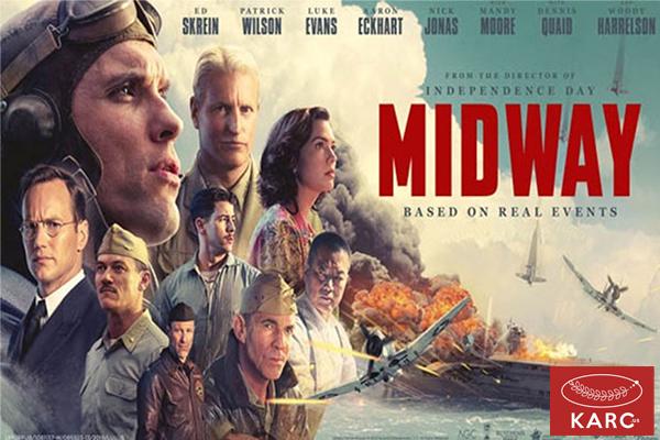 Midway ภาพยนตร์สงครามโลกครั้งที่ 2 ที่นำเสนอในมุมมองแบบ 360 องศา วงการภาพยนต์ , แนะนำหนังดี , แนะนำหนังน่าดู , หนังน่าดู , รีวิวหนังใหม่ , ข่าวดารา