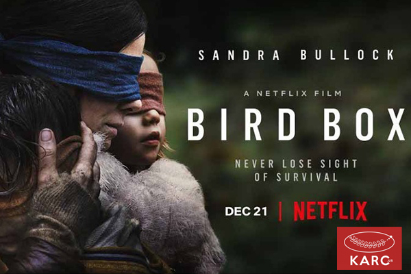 Bird Box ถ้าไม่อยากตาย อย่าลืมตา ! หนังดีที่ควรดู วงการภาพยนต์ , แนะนำหนังดี , แนะนำหนังน่าดู , หนังน่าดู , รีวิวหนังใหม่ , ข่าวดารา