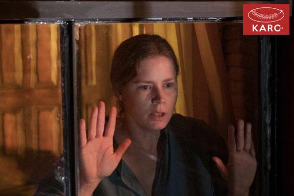 Netflix - The Woman In The Window เมื่อ Amy Adam แสดงเป็นคนกลัวสังคม วงการภาพยนต์ , แนะนำหนังดี , แนะนำหนังน่าดู , หนังน่าดู , รีวิวหนังใหม่ , ข่าวดารา
