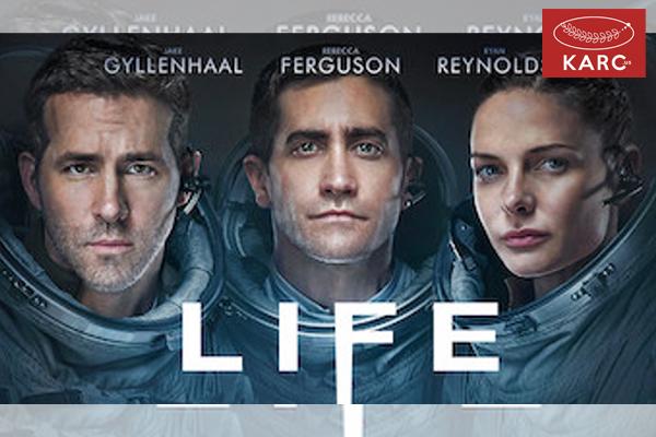 [รีวิวหนัง] LIFE มฤตยูมรณะบนห้วงอวกาศ วงการภาพยนต์ , แนะนำหนังดี , แนะนำหนังน่าดู , หนังน่าดู , รีวิวหนังใหม่ , ข่าวดารา