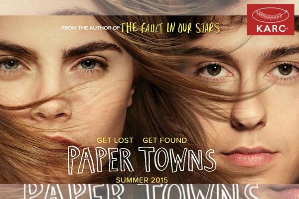 รีวิว Paper Town นครแห่งกระดาษ วงการภาพยนต์ , แนะนำหนังดี , แนะนำหนังน่าดู , หนังน่าดู , รีวิวหนังใหม่ , ข่าวดารา