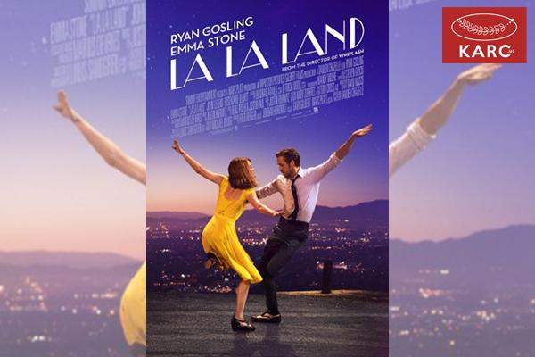 แนะนำหนังดีเรื่อง La la land วงการภาพยนต์ , แนะนำหนังดี , แนะนำหนังน่าดู , หนังน่าดู , รีวิวหนังใหม่ , ข่าวดารา