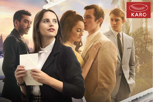 รีวิวหนัง Netflix - The Last Letter From Your Lover หนังรักอบอุ่น สองช่วงเวลา วงการภาพยนต์ , แนะนำหนังดี , แนะนำหนังน่าดู , หนังน่าดู , รีวิวหนังใหม่ , ข่าวดารา