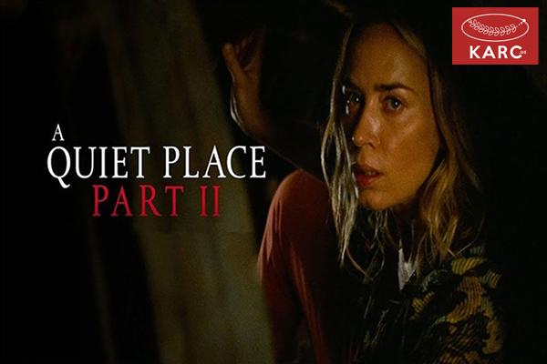 A Quiet Place Part II ภาพยนตร์ดีที่คุณควรรับชม วงการภาพยนต์ , แนะนำหนังดี , แนะนำหนังน่าดู , หนังน่าดู , รีวิวหนังใหม่ , ข่าวดารา