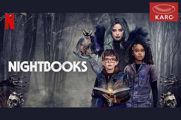 รีวิวหนัง Netflix - Nightbooks เมื่อเด็ก ๆ ถูกจับมาให้เล่าเรื่องสยองขวัญทุก ๆ คืน วงการภาพยนต์ , แนะนำหนังดี , แนะนำหนังน่าดู , หนังน่าดู , รีวิวหนังใหม่ , ข่าวดารา